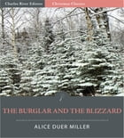 The Burglar and the Blizzard (Illustrated Edition) by Alice Duer Miller