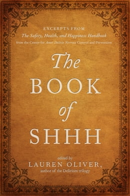 Book The Book of Shhh by Lauren Oliver
