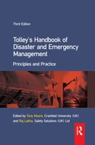 Tolley's Handbook of Disaster and Emergency Management