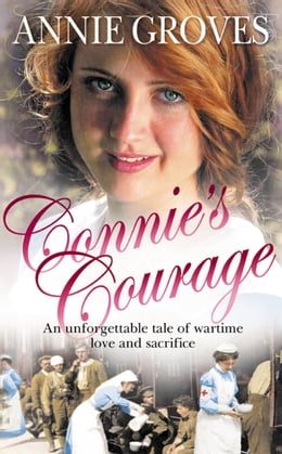 Book Connie's Courage by Annie Groves