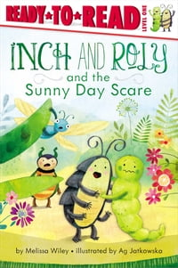 Inch and Roly and the Sunny Day Scare: with audio recording