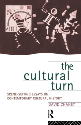 Book The Cultural Turn by Chaney, David