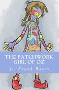 1230000270434 - L. Frank Baum: The Patchwork Girl of Oz - Buch