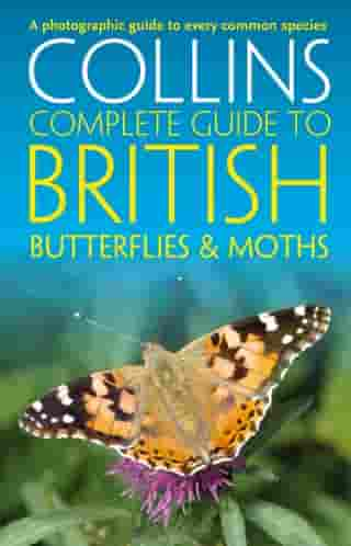 British Butterflies and Moths (Collins Complete Guides) by Paul Sterry