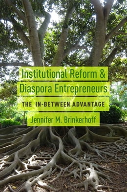 Book Institutional Reform and Diaspora Entrepreneurs: The In-Between Advantage by Jennifer M. Brinkerhoff
