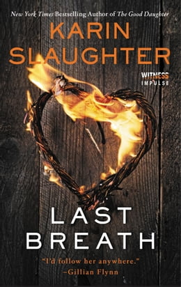 Book Last Breath by Karin Slaughter