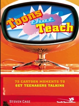 Book Toons That Teach by Steven L. Case