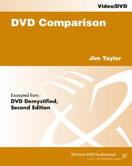 Book DVD Comparison by Taylor, Jim