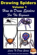 Drawing Spiders Volume 1: How to Draw Spiders For the Beginner dfb04caf-09cf-4b56-b5d9-3ea7069a8093