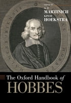 The Oxford Handbook of Hobbes