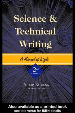 Book Science and Technical Writing by Rubens, Philip
