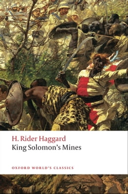 Book King Solomon's Mines by H. Rider Haggard