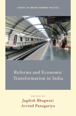 Book Reforms and Economic Transformation in India by Jagdish Bhagwati