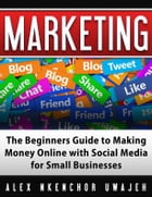Marketing: The Beginners Guide to Making Money Online with Social Media for Small Businesses by Alex Nkenchor Uwajeh