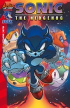 Sonic the Hedgehog #279 by Ian Flynn
