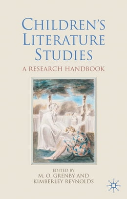 Book Children's Literature Studies: A Research Handbook by Matthew O Grenby