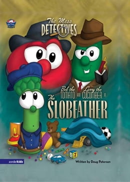 Book The Mess Detectives: The Slobfather by Doug Peterson