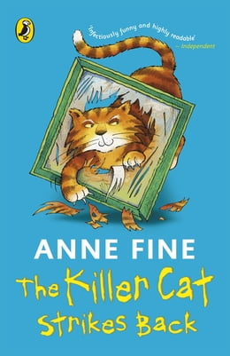 Book The Killer Cat Strikes Back by Anne Fine