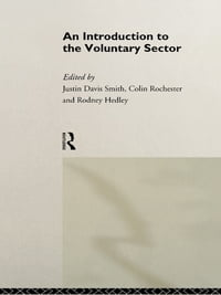Introduction to the Voluntary Sector