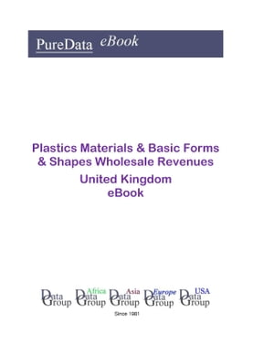 Plastics Materials & Basic Forms & Shapes Wholesale Revenues in the United Kingdom