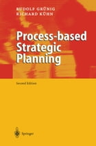 Process-based Strategic Planning by Rudolf Grünig