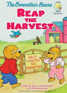 Book The Berenstain Bears Reap the Harvest by Stan and Jan Berenstain w/ Mike Berenstain