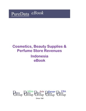 Cosmetics, Beauty Supplies & Perfume Store Revenues in Indonesia