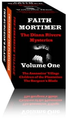 The Diana Rivers Mysteries - Volume One - Boxed Set of 3 Murder Mystery Suspense Novels