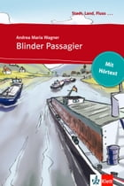 Blinder Passagier: Buch mit eingebettetem Audio-File A1 by Andrea M. Wagner
