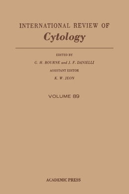 Book INTERNATIONAL REVIEW OF CYTOLOGY V89 by Bourne, G. H.