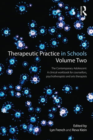 Therapeutic Practice in Schools Volume Two The Contemporary Adolescent:A Clinical Workbook for counsellors,  psychotherapists and arts therapists