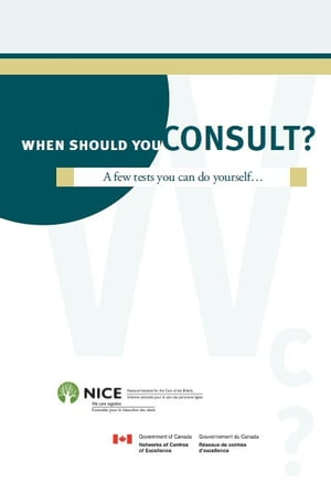 When should you consult? A few tests you can do yourself...