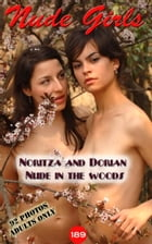 Noritza and Dorian, Nude in the Woods by Angel Delight