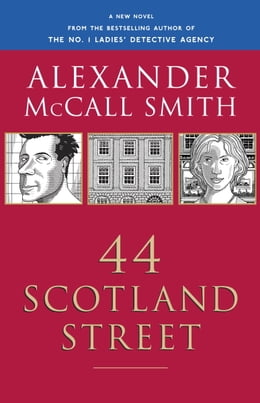 Book 44 Scotland Street by Alexander McCall Smith