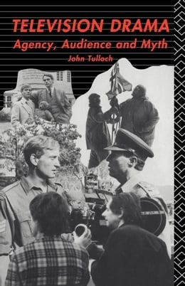 Book Television Drama by Tulloch, John
