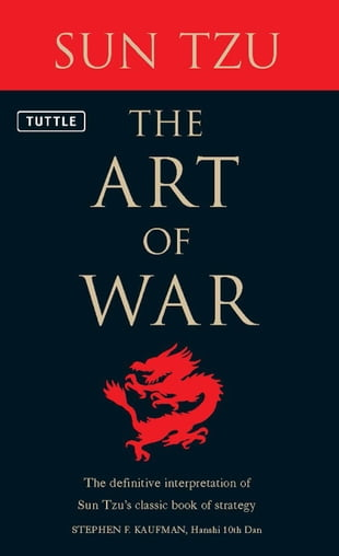 The Art of War: The definitive Interpertation of Sun Tzu's Classic Book of Strategy