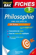 Objectif Bac Fiches Philosophie Terms Techno by Philippe Solal