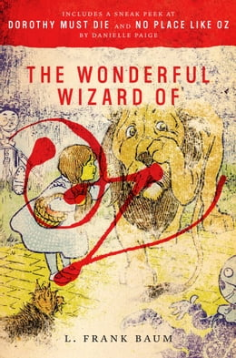 Book The Wonderful Wizard of Oz by L. Frank Baum