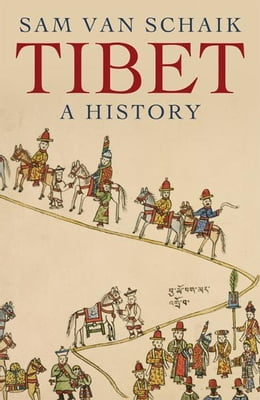 Book Tibet by Sam van Schaik