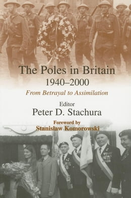 Book The Poles in Britain, 1940-2000 by Stachura, Peter D.