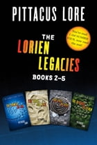 The Lorien Legacies: Books 2-5 Collection: The Power of Six, The Rise of Nine, The Fall of Five, The Revenge of Seven by Pittacus Lore