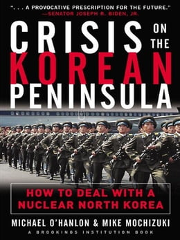 Book Crisis on the Korean Peninsula by O'Hanlon, Michael