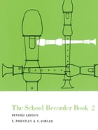 The School Recorder Book 2 by EJA Publications