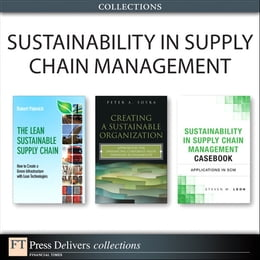 Book Sustainability in Supply Chain Management (Collection) by Peter A. Soyka