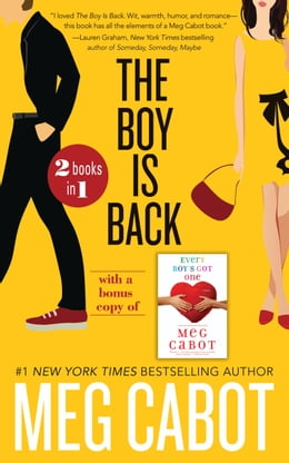 Book Boy is Back, The + Every Boy's Got One Bundle by Meg Cabot