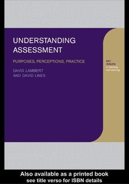 Book Understanding Assessment by Lambert, David