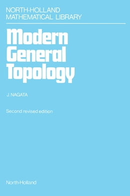 Book Modern General Topology by J.-I. Nagata