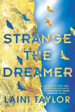 Book Strange the Dreamer by Laini Taylor