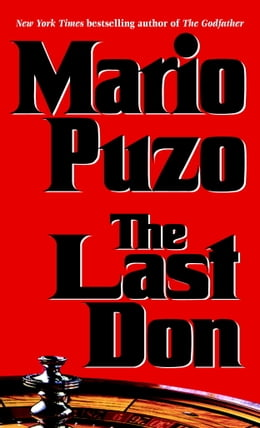 Book The Last Don by Mario Puzo