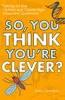 So, You Think You're Clever? Cover Image